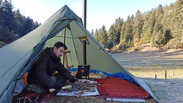 Kamp Hayatı ve Doğaya Dönüş – Serkan Bilgin